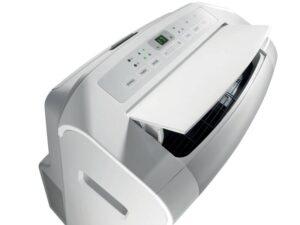klimatyzator przenośny Gorenje KAM26PDAH panel sterowania