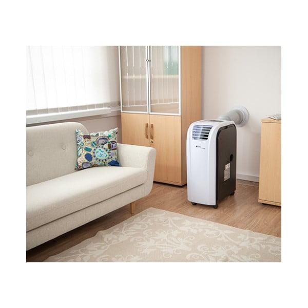 Klimatyzator przenośny Fral Supercool FSC 14.1 w salonie