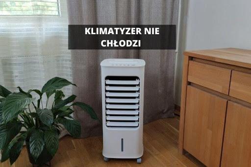 Klimatyzator mobilny, monoblok Sencor