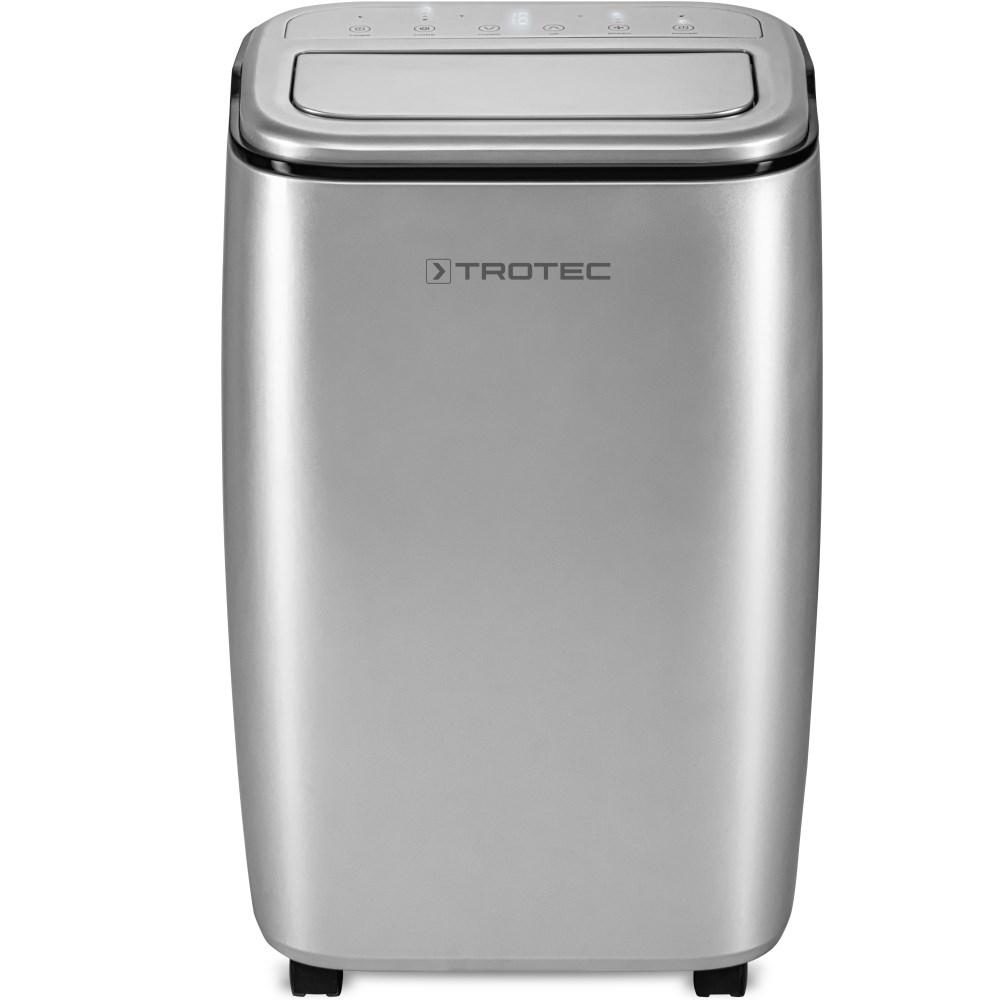 Srebrny klimatyzator Trotec PAC 3810 S