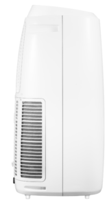 Klimatyzator przenośny Eberg Vigo V52HD bok