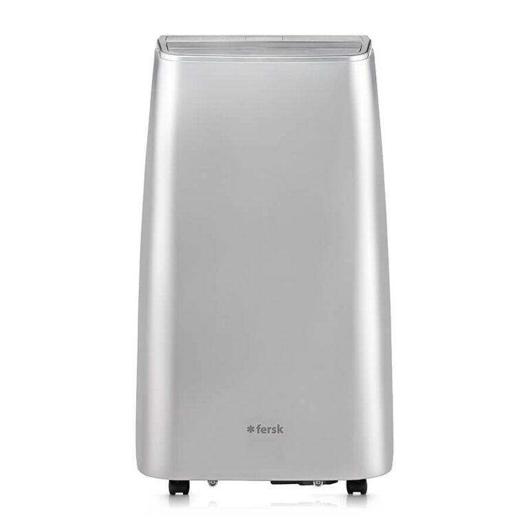 klimatyzator z oczyszczaczem fersk vind 2 wifi hepa silver